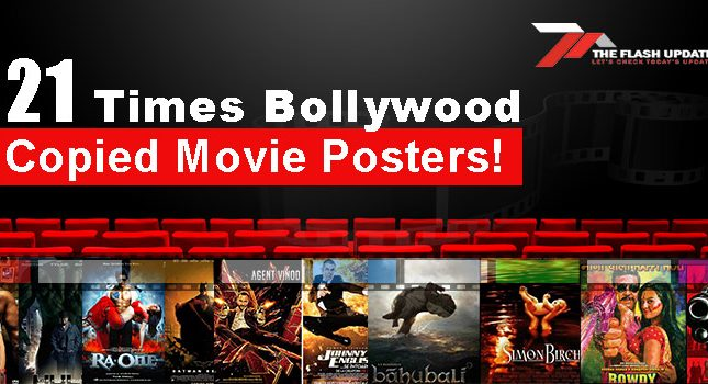 21Times Bollywood Copied Movie Posters!