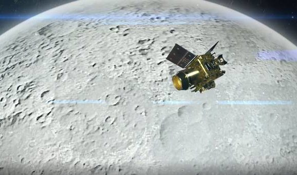CHANDRAYAAN 2 LANDING UPDATES: VIKRAM LANDER FOUND INTACT BUT TILTED NEAR AREA'S, ISRO OFFICIAL CONFIRMS THAT