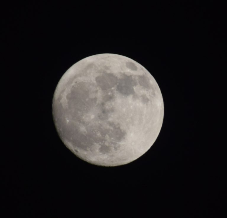 Actualities about the Moon