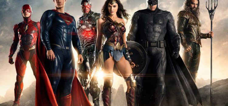 Upcoming DC Film Projects