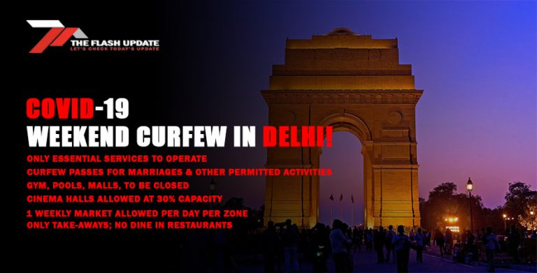 Delhi Weekend Lockdown Guidelines: Check what will be closed