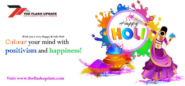 Happy Holi 2021 wishes & Important Dates