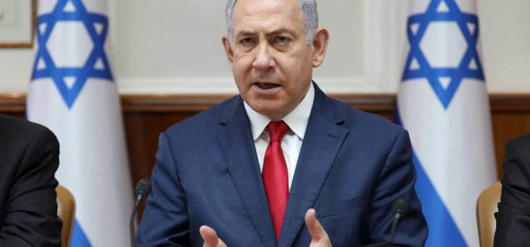 Netanyahu says Israel will attach part of West Bank