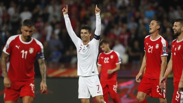 European Qualifiers Now: France vs Albania, Serbia vs Portugal
