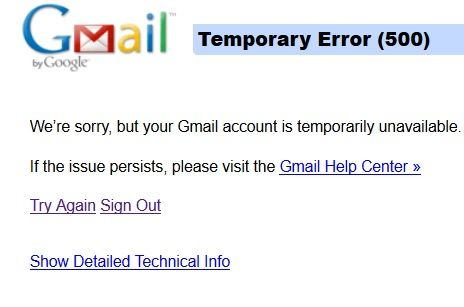 Gmail, YouTube, Google Docs and other services go down 14-12-2020
