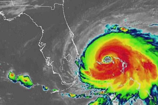Storm Dorian: upwards of 13,000 houses seriously harmed or decimated in Bahamas