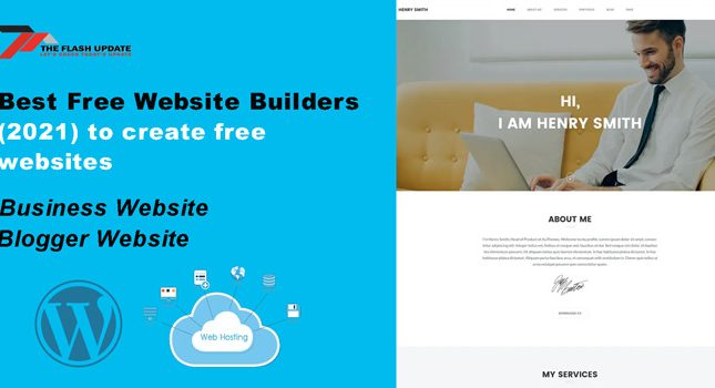 Best-Free-Website Builders (2021) to create free websites