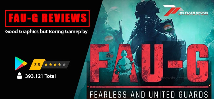 FAU-G Review: Good Graphics but Boring Gameplay