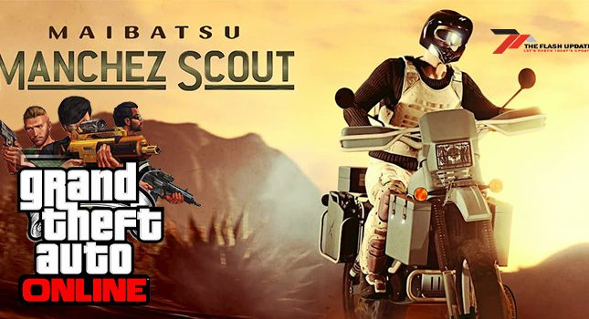 Manchez Scout in GTA Online : A Crazy Addition to your Garage