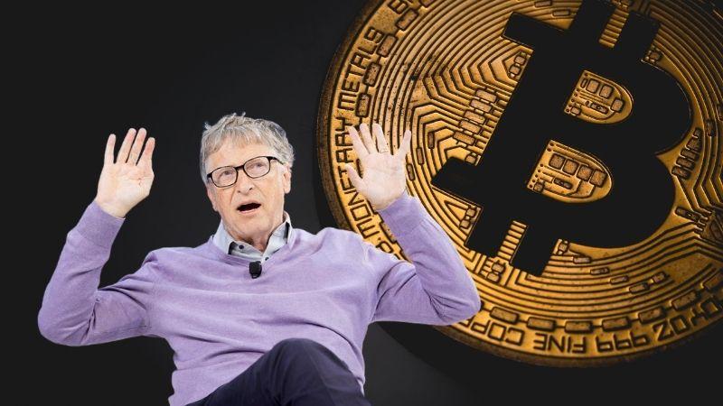 Don't buy bitcoin if... - Bill Gates Statement on Bitcoin