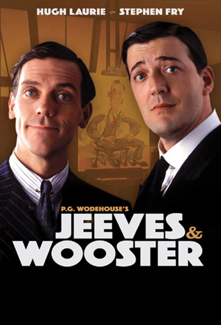 Jeeves and Wooster, 1990-1993,ITV