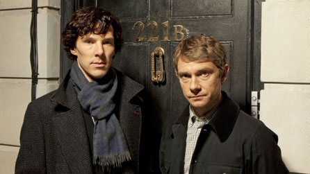 Sherlock Holmes, 2010 - 2017, the BBC
