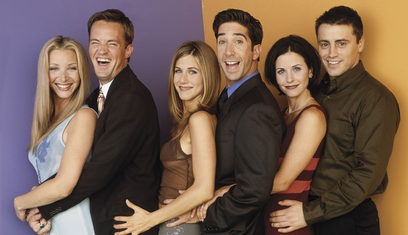 Friends, 1994-2004,NBC