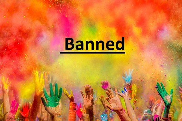 Ban on Holi Gatherings in 2021 | 'Holi hai', but with restrictions