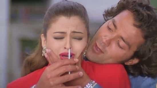 Bobby Deol & Aishwarya Rai Bachchan Viral clip: Bobby Deol knew about COVID-19 in 1997