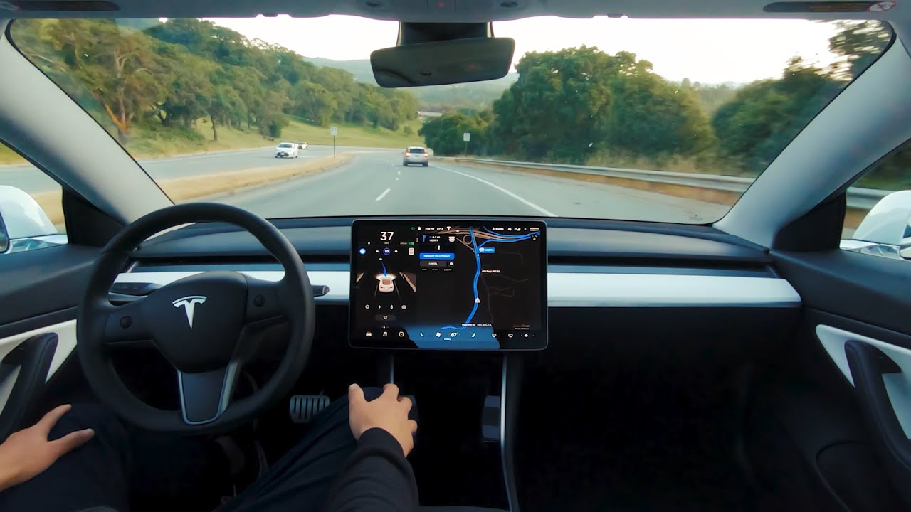 Tesla's Full Self-Driving beta program | Elon Musk