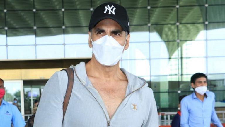 Akshay Kumar hospitalized | He is COVID-19 positive