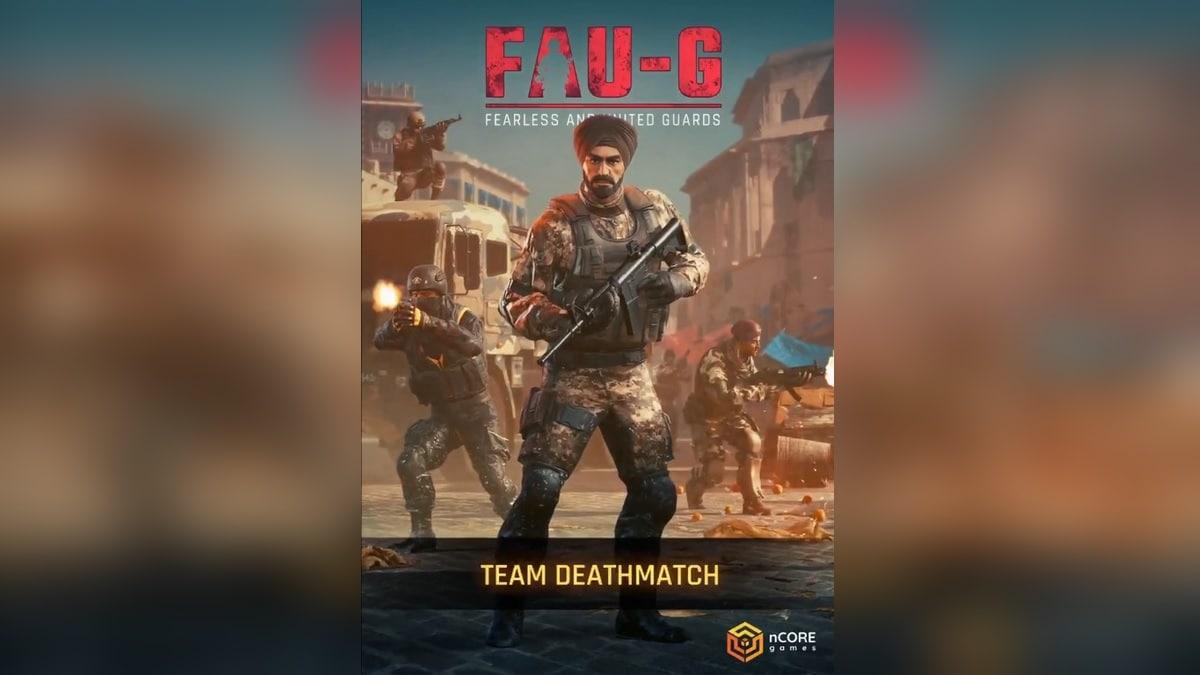 FAU-G: Team DeathMatch Mode | Beta Release Of FAU-G: TDM