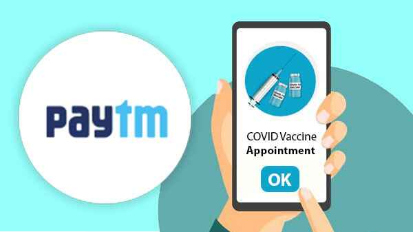 How to Book COVID Vaccine Slot On Paytm?