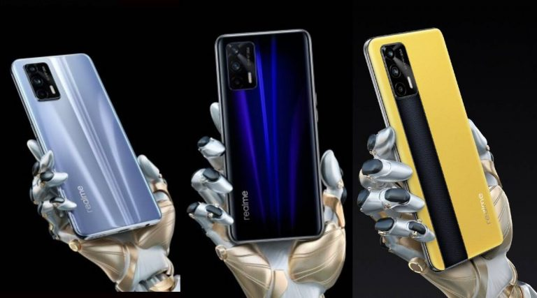 Realme GT series launched starting at Rs 25,999