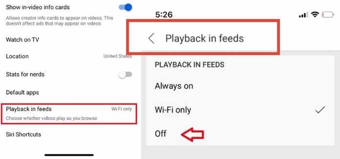 Stop Videos from Auto-Playing while scrolling on Phone | YouTube Tips