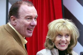 Brian Souter and Ann Gloag
