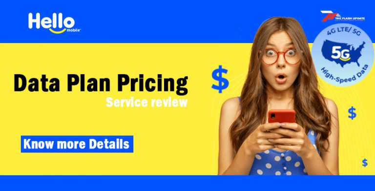 Hello Mobile data plan and pricing review