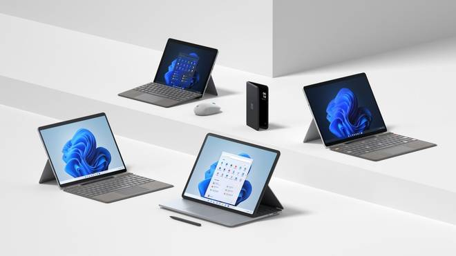 Microsoft devices ramps up hardware sales and revamps its Surface line