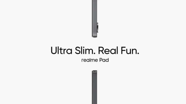 Realme Pad India launch date revealed, withRealme 8s and 8i